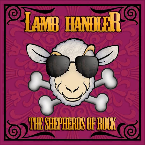 Lamb Handler, The Shepherds of Rock CD cover